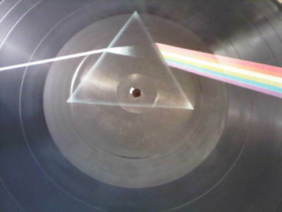 Pink Floyd Dark Side Of The Moon 12'' LP BRAZIL LIMITED PICTURE DISC 500 COPIES