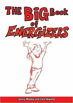 Big Book of Energizers by Mosley  New 9781904866275 Fast Free Shipping..