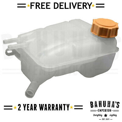 Coolant Header Expansion Tank And Cap Ford Focus Mk 1 1998-2004