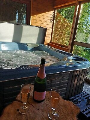 Last Minute Dolanna Holiday Cottage Private Indoor Hot Tub Wi-fi New Quay Wales