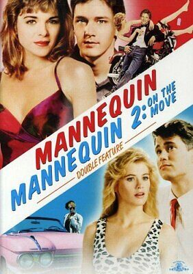 Mannequin & Mannequin 2: On the Move DVD [Used]