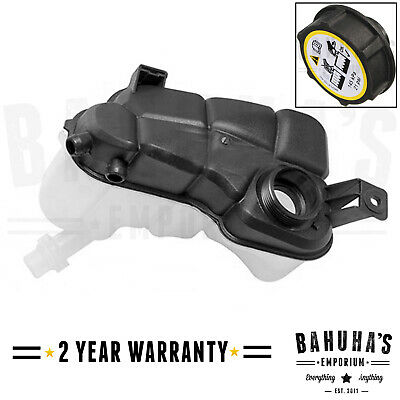 Coolant Header Expansion Tank And Cap Ford S-Max 2006-2014 3M5H8100Ad