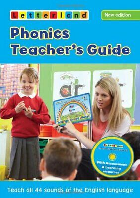 Phonics Teacher's Guide by Wendon  New 9781862099616 Fast Free Shipping..