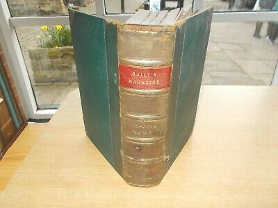 Baily's Magazine of Sports and Pastimes Vol 67 Jan to June 1897 Hunting, Cricket
