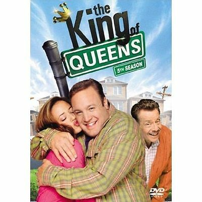 The King of Queens - Season 5 (DVD, 2006, 3-Disc Set)