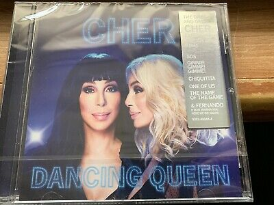 Brand New Cher Dancing Queen Cd Factory Sealed Never Opened Not Tickets