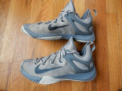 pretty nice 3c6f3 ff2ed Nike Zoom HyperRev 2015 Basketball Shoes, 705370 040 Wolf Grey Men s 10