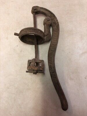 F&W Kendallville Ind. Water Pump Handle and Pump Parts!
