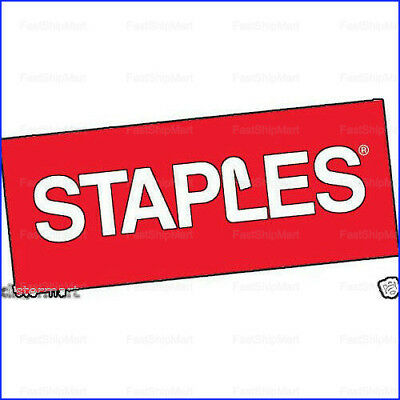 EXP 4/6/19 - STAPLES COUPON - $20 off $60 online or phone order - EXP 4/6/19