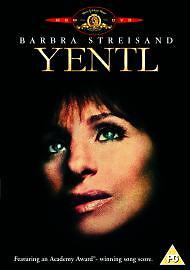 Yentl [DVD] [1983], DVD, New, FREE & Fast Delivery