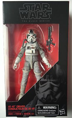 Star Wars The Black Series AT-AT Driver Action Figure