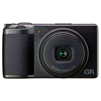 Ricoh GR III Digital Compact Camera APS-C Sensor BNIB UK Stock
