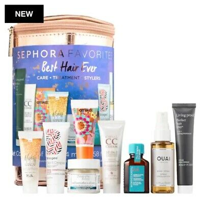 SEPHORA Favorites Best Hair Ever Limited Edition Exclusive Bundle Set of 8 NEW
