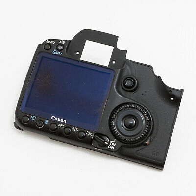Panneau Arriere complet Canon EOS 50D back panel assy w/ LCD CG2-2418