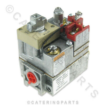"Pitco Main Gas Valve For Fryer 1/2"" Honeywell Millivolt Vs820A 2003 60125201"