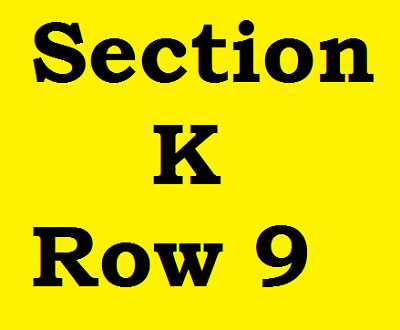 2 Tickets Nelly Golden Nugget Lake Charles LA Friday June 7, 2019
