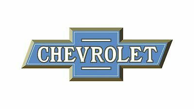 Chevrolet Bowtie Decal Sticker 3M Usa Made Truck Helmet Vehicle Window Wall Car