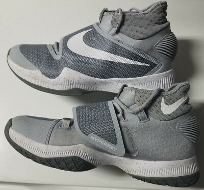 san francisco 35f60 87844 Nike 2015 Hyperrev Basketball Shoes Men s Size 11 RN   820224-014 Gray
