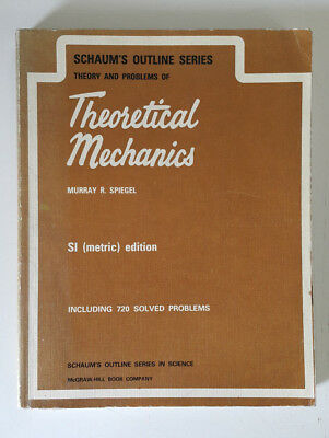 Schaum - MECCANICA RAZIONALE - Theory and Problems of Theoretical Mechanics