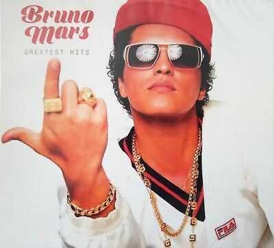 Bruno Mars Greatest Hits Best songs Collection Music 2 CD SET
