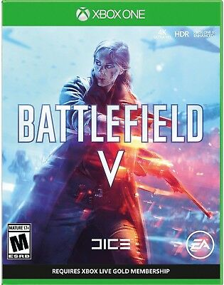 Xbox One - Battlefield V (Brand New) - BF 5 - Fast Shipping -  XB1