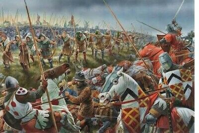 Wargame No# 11 - Chivalry at Crecy 1346