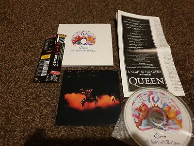 Queen - A Night at the Opera - Japanese  press  (8)
