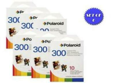 60 Pack Of Polaroid PIF-300 Instant Film for 300 Series Cameras