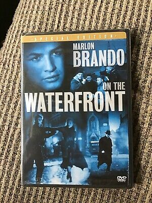On the Waterfront (DVD, Special Edition) Marlon Brando, NEW/SEALED!!