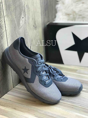 ee6c939a2728 SNEAKERS MEN S CONVERSE Auckland Modern Sharkskin Dolphins Grey Low ...