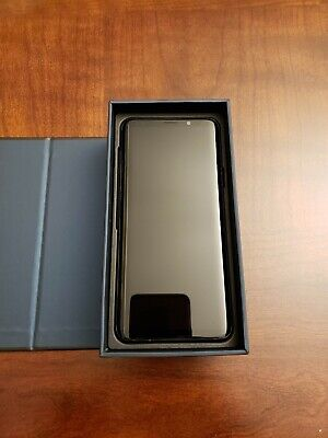 Near Mint Samsung Galaxy S9+ Plus Midnight Black (Unlocked) Smartphone 64gb