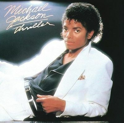 MICHAEL JACKSON Thriller CD BRAND NEW