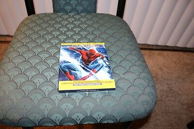 The Amazing Spider-Man 2 3D/Blu-ray/DVD, 2014, 3-Disc Set, Includes Digital Copy