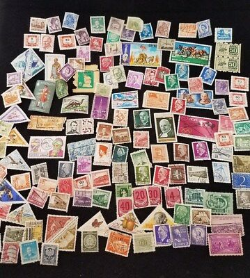 Junk Drawer Lot Of International And Domestic Postage Stamps Huge Lot