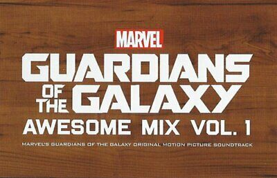Guardians of the Galaxy: Awesome Mix Vol. 1 - Various Artists - Cassette - New