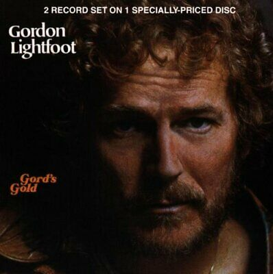 Gordon Lightfoot - Gord's Gold (Greatest Hits) - CD - New