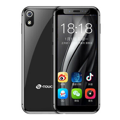 4G Mini 3.5'' K-TOUCH I9 Android 8.1 3D Face ID Mobile Phone Dual SIM Card Slot