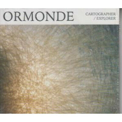 ORMONDE Cartographer / Explorer CD Europe Gizeh 10 Track In Card Sleeve
