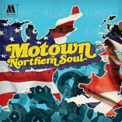 Motown Northern Soul - Various Artists - CD - New