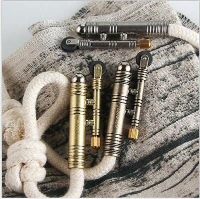Sailors Windproof Trench Sheppard's Lighter WWII Lighters Rope Gift Army-Navy BB