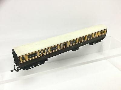 The Cheapest Price Tri-ang Hornby R27 Gwr Ex Caledonian Coach Oo Scale Passenger Cars