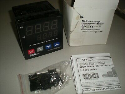 Automation Direct SL9696-RRE Temperature Control - NIB - Powers up as Shown