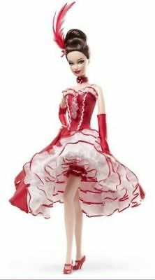 2011 Moulin Rouge Barbie Gold label T7910 w/ SHIPPER MINT NRFB,LIMITED EDITION!
