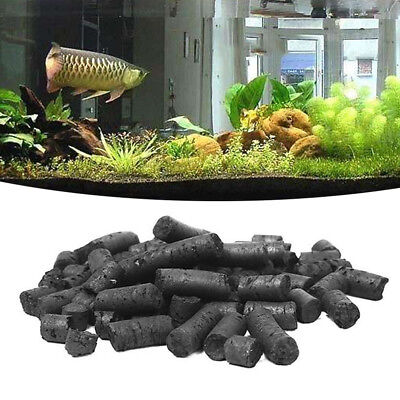 Activated Carbon Charcoal Purify Water For Fish Tank Aquarium Filter Tool Supply