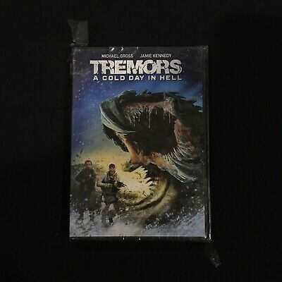 Tremors: A Cold Day in Hell (DVD, 2018)