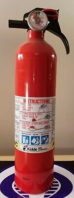 Kidde Dry Chemical Fire Extinguisher New Unused 3Lb 13In Tall
