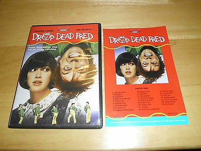 Drop Dead Fred (DVD, 2003) Phoebe Cates, Rik Mayall; Ultra Rare/OOP w/Insert!!