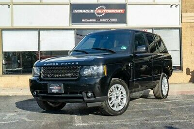 2012 Land Rover Range Rover  1 owner hse free shipping warranty clean luxury 4x4 finance cheap