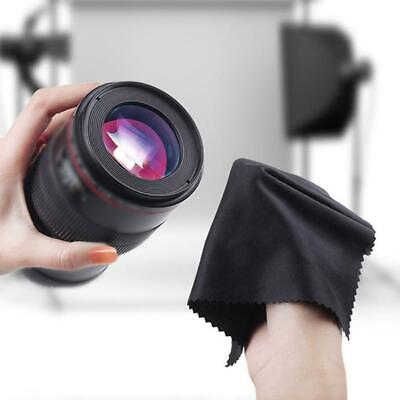 100pcs  Microfiber Cleaning Cloth For Camera Lens Glasses TV Phone LCD Screen