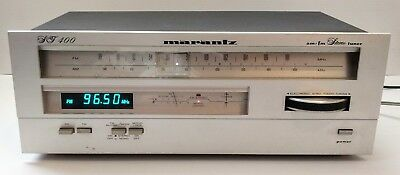 Vintage Marantz ST400 AM/FM Stereo Tuner with Digital Display